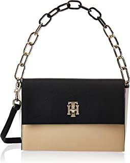 Tommy Hilfiger Crossbody for Women-Warm Sand Mix