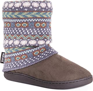 04782abfc115 FREE Shipping on eligible orders. MUK LUKS Womens Women s Raquel Slippers  Slipper