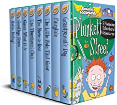 Plunkett Street Box Set: 8 Awesome Schoolyard Adventures