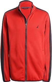 Nautica Boys School Uniform Full-Zip Lightweight Jacket Long Sleeve Sweater
