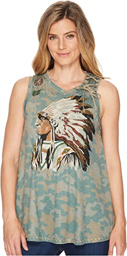 Tall Chief Tank Top