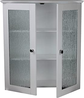 Best kitchen wall cabinet with glass doors Reviews