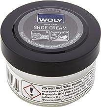 Woly Shoe Cream, Betún y reparación de zapatos Unisex Adulto, Transparente (Neutral), 50.00 ml