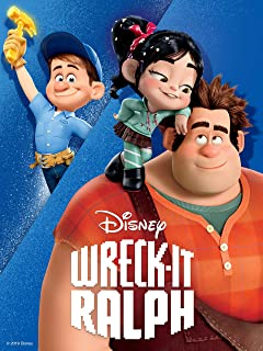 free to watch wreck it ralph