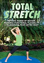 Total Stretch DVD: Improve Range of Motion, Increase Functional Flexibility + Rejuvenate Your Entire Body with Jessica Smith