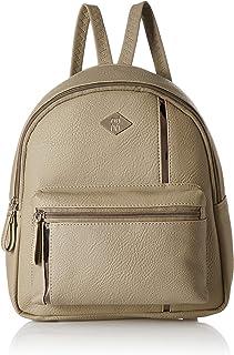 Baggit Women's Backpack Handbag (Beige)
