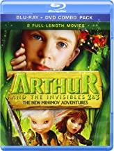 Arthur and the Invisibles 2 and 3: New Minimoy Adventure [Blu-ray]