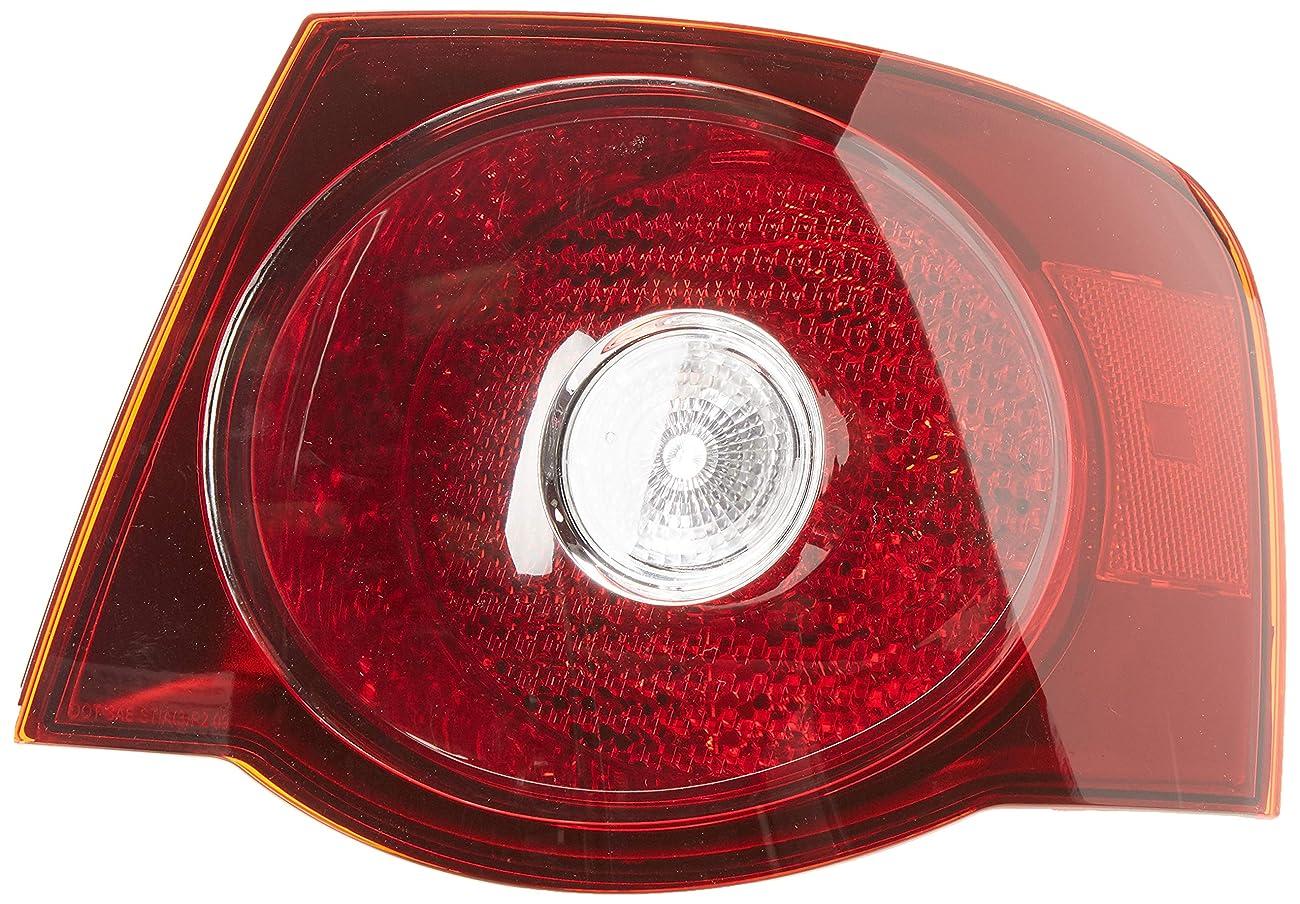 TYC 11-11467-00 Volkswagen Jetta Replacement Tail Lamp