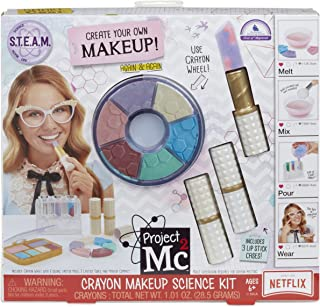 Project Mc2 Crayon Makeup Science Kit Child's Toy
