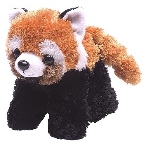 941f8b68b Wild Republic Hug'ems Soft Toy, Gifts for Kids, Red Panda Cuddly Toy