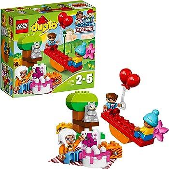 """レゴ(LEGO)デュプロ デュプロ(R)のまち""""バースデーピクニック"""" 10832"""