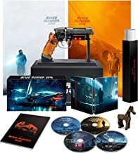 Blade Runner 2049 Japanese Limited Premium Box Ultra HD Steelbook with NECA Blaster Edition Only 3000 Sets Available Japan