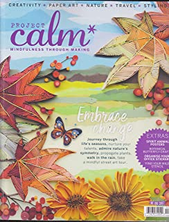Project Calm Magazine Issue 11 2018