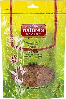 Natures Choice Kishmish Iranian - 400 gm