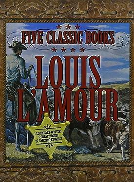 Louis L'Amour Box Set: Five Western Classics