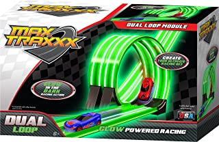 Max Traxxx Dual Loop Add On Module for Gravity Drive and Remote Control 1:64 Scale Sets