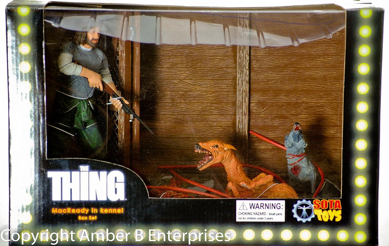 punto de venta THE THING FROM ANOTHER WORLD – MCREADY diorama con 3 3 3 figuras PVC 16cm  Las ventas en línea ahorran un 70%.
