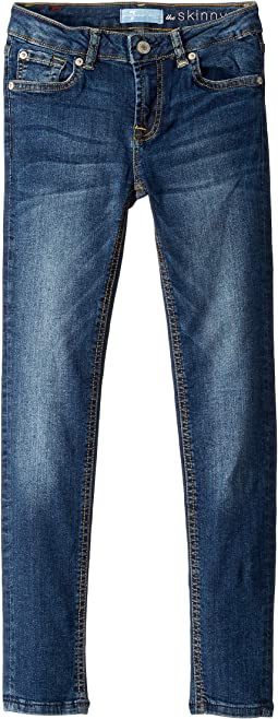 B (Air) The Skinny Denim Jeans in Echo (Big Kids)
