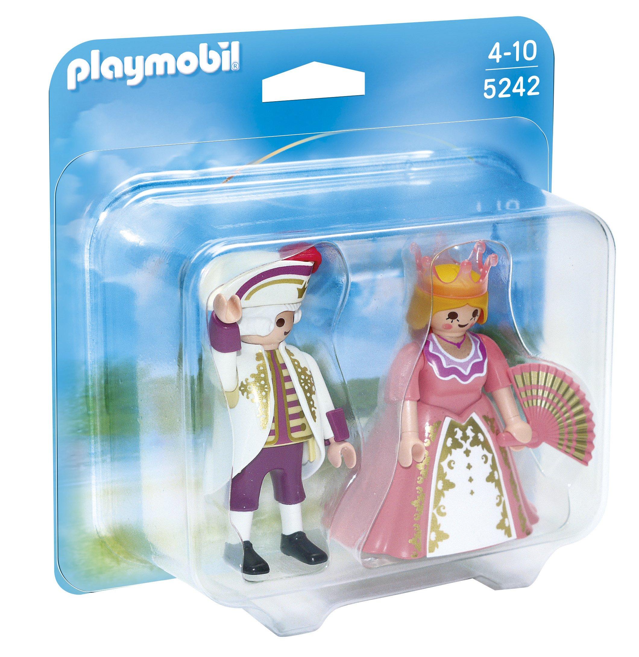 PLAYMOBIL Duo Pack - Duque y Duquesa (5242): Amazon.es: Juguetes y ...