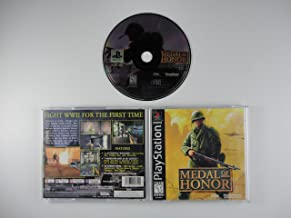 medal of honor playstation 1