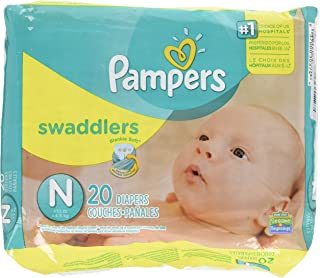 Pampers Swaddlers Diapers Newborn Count