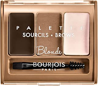Bourjois, Eye Brow Palette. 01 Blonde. 4.5 g