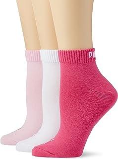 Puma, Cuartos Zapatillas Deportivas para Mujer Calcetines 9er Set 9 Pares - Pink Lady