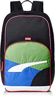 PUMA Rider Game On Backpack- Black, X, Limepunch Black