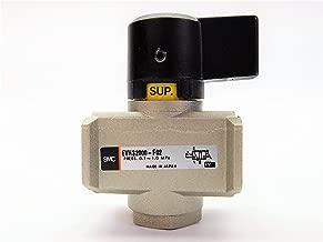 SMC EVHS2000-F02 valve, lock-out, european *lqa