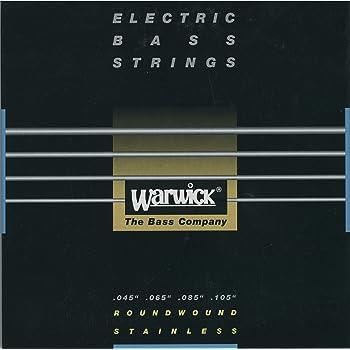 Cuerdas para bajo el/éctrico Warwick RedLabel 040-100
