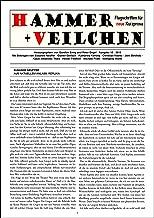 Hammer + Veilchen Nr. 15: Flugschriften für neue Kurzprosa