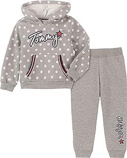 Tommy Hilfiger Baby Girls 2 Pieces Jog Set