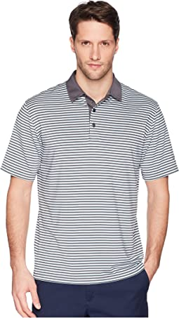 Refined 3-Color Stripe Polo