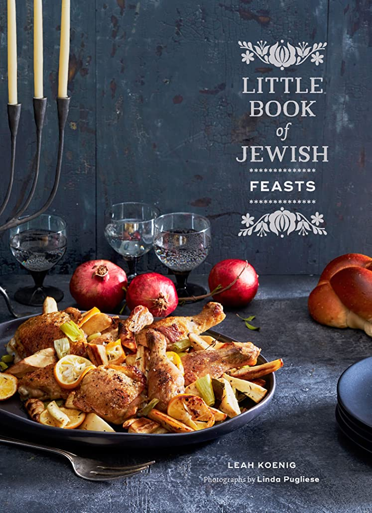 Little Book of Jewish Feasts (English Edition)