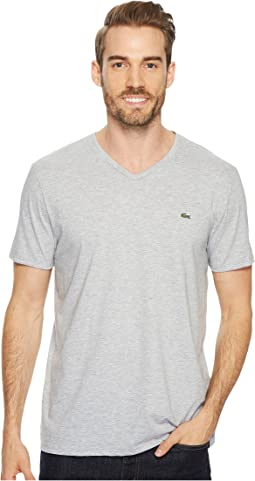 07d971dd Lacoste long sleeve v neck tee shirt | Shipped Free at Zappos