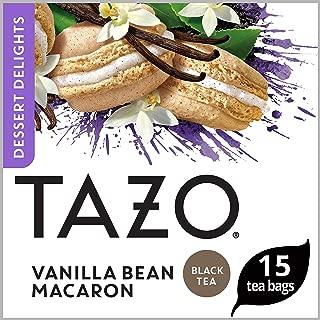 Best tazo tea vanilla bean macaron Reviews