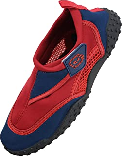 Nalu Hook and Loop Aqua Surf/Beach / Wetsuit Shoes