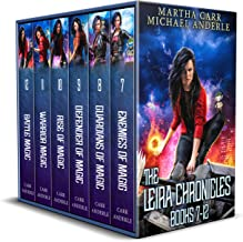 The Leira Chronicles Boxed Set #2: Books 7-12 (The Leira Chronicles Boxed Sets - Enhanced Edition)