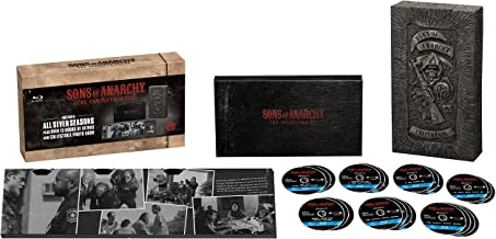 Sons of Anarchy: The Complete Series - Giftset
