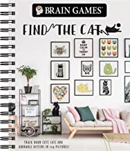 Brain Games – Find the Cat: Track Down Cute Cats and Adorable Kittens in 129 Pictures (Brain Games – Picture Puzzles) PDF
