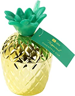 Fiesta Tropical Gold Pineapple Cup, 1Pk