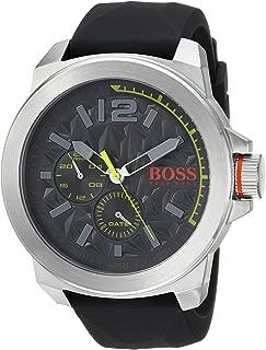 Men Black Watches