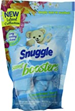 Snuggle Laundry Scent Boosters Concentrated Scent Pacs, Island Dreams, Pouch, 20 Count