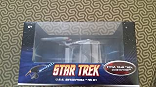 STAR TREK USS ENTERPRISE NX-01 by Hot Wheels