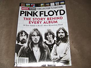 PINK FLOYD MUSIC ICONS-COLLECTOR'S EDITION-THE STORY BEHIND EVERY ALBUM