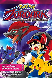 Pokémon: the Movie – Zoroark: Master of Illusions: Big Trouble in Crown City! (Pokémon the Movie (manga) Book 1)