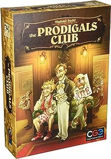 Czech Games Prodigals Club