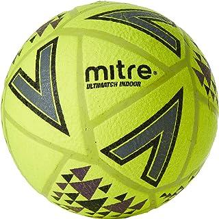 Mitre Ultimatch Indoor Balón de fútbol, Unisex Adulto