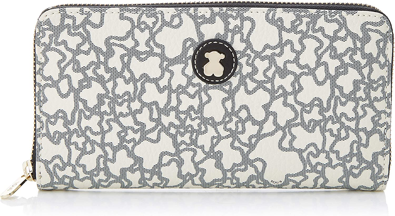 Tous Women's Billetera Mediana Kaos Mini Wallet
