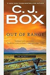 Out of Range (A Joe Pickett Novel Book 5) Kindle Edition